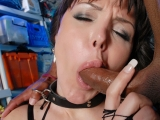 Danielle Foxxx fucked and choked