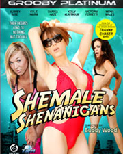 Shemale DVDs