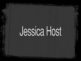 Jessica Host strip poker intro