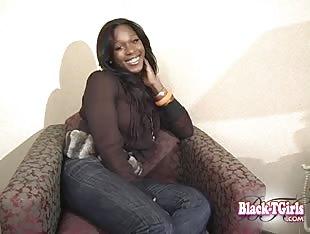Black TGirls Interview - Shay