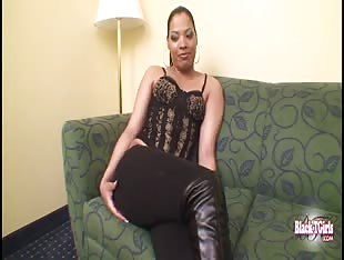 Black TGirls Interview - Thera Sinclaire