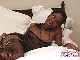 Black TGirls Interview - Yanna