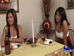 Shemale Yum Thanksgiving Preview