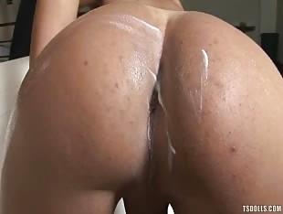 Creamy Ass