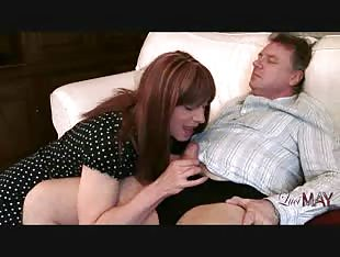 Teased and Spanked with Luci May