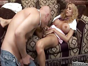 Babysitter Gia Darling Fucked Hard