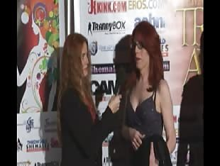 4th Annual Tranny Awards red carpet
