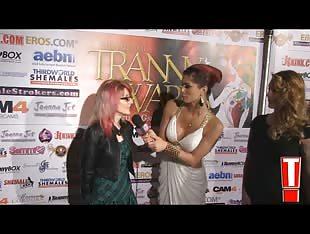 Red Carpet Interviews Pt4