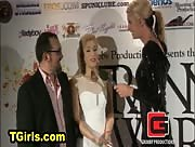 Tranny Awards Red Carpet