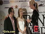 Tranny Awards Red Carpet