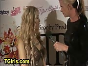 Jenna Rachels Red Carpet Interview