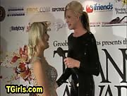 Kim Bella Red Carpet Interview