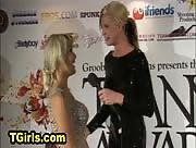 Kim Bella Red Carpet Interview