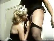 Vintage Maid Serves TS Mistress