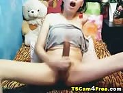 Webcam Tranny Solo