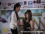 Morgan Bailey Interviewing Jamie from TGirl Nights at the 6th Annual Tranny Awards