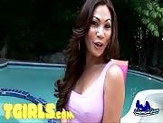 Annalise Rose - AsianAmericanTgirls.com
