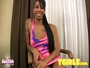 Honey Foxx BlackTgirls.com Interview