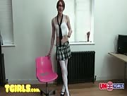 Four Fingers in Lisa Heart on UK-Tgirls.com