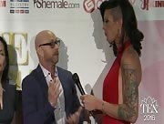 Buck Angel TEA2016 Red Carpet