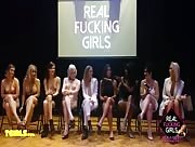 Q&A After RealFuckingGirls Movie Premiere Screening