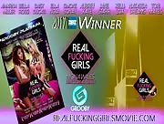 XBIZ Winner 2017 DVD RealFuckingGirls