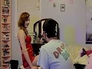 Treasure Barbie met Dizzy Dixxxon