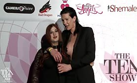TEA RedCarpet Tiffany Starr 2018