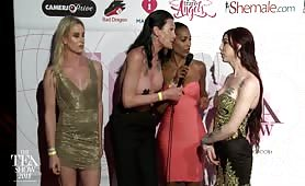 TEA RedCarpet Annabelle Lane & Nikki Vicious 2018