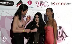 TEA RedCarpet Skylar Slash 2018