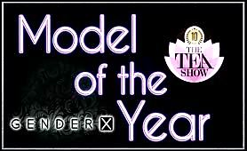 TEA GenderX Model of the Year 2018