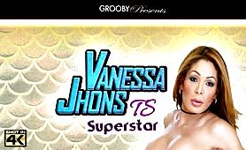 Vanessa Vhons Ts Superstar - DVD Trailer