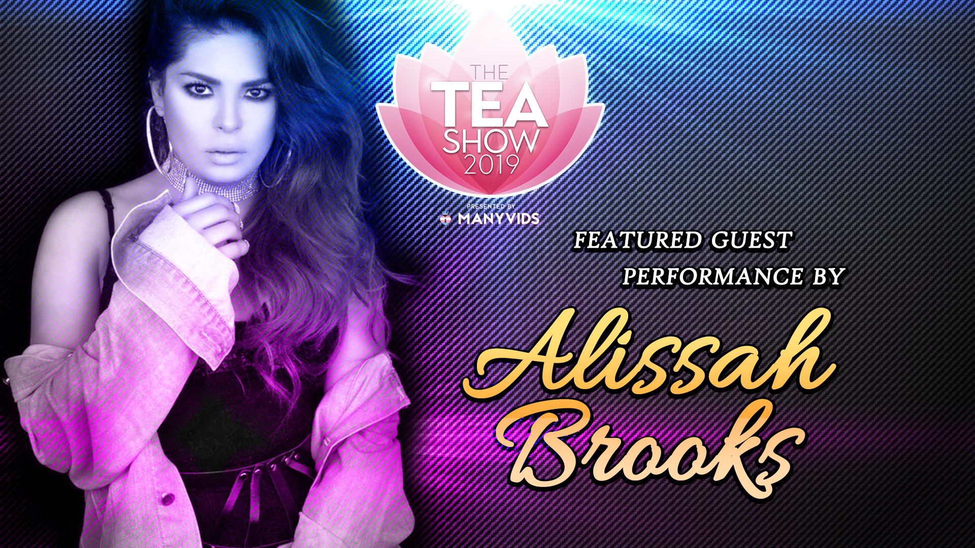 TEA2019 Alissah Brooks RedCarpet