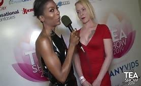 TEA2019 Lisa Lace RedCarpet