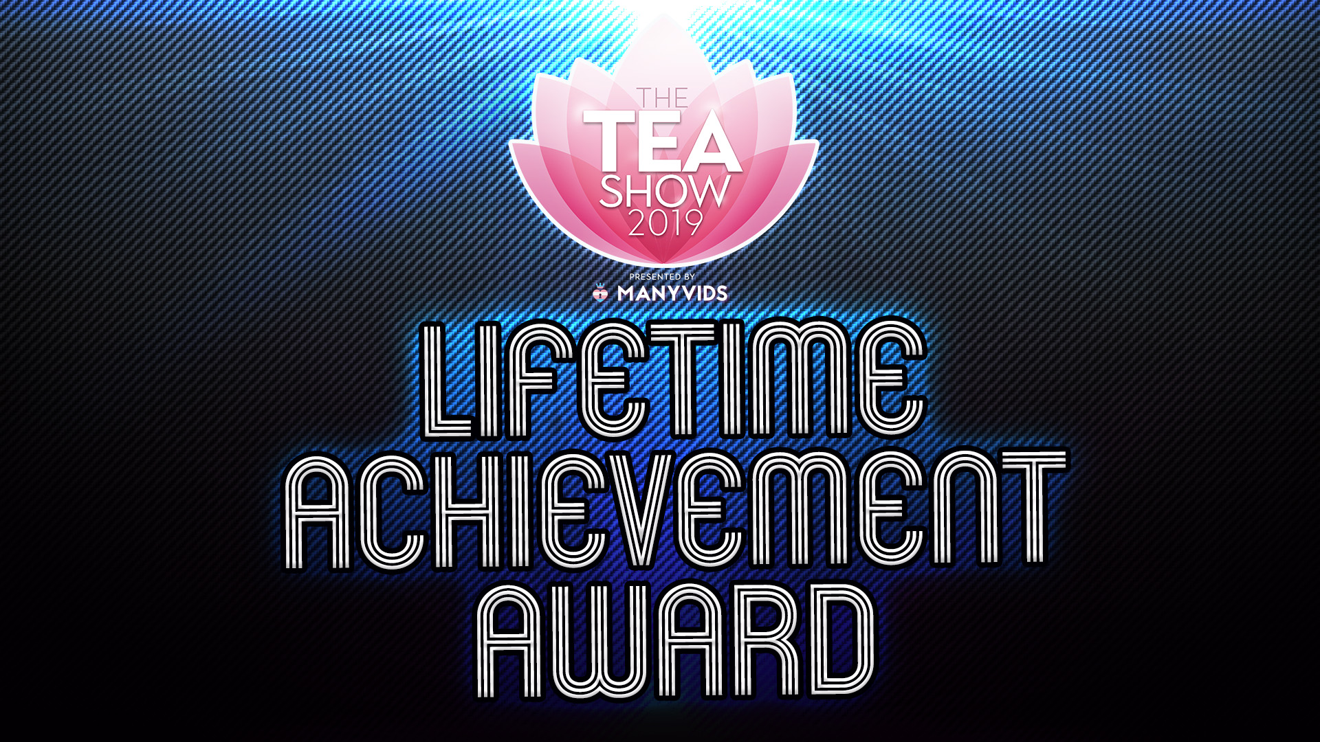 TEA show Industry Lifetime Achievement Award Winner Fran