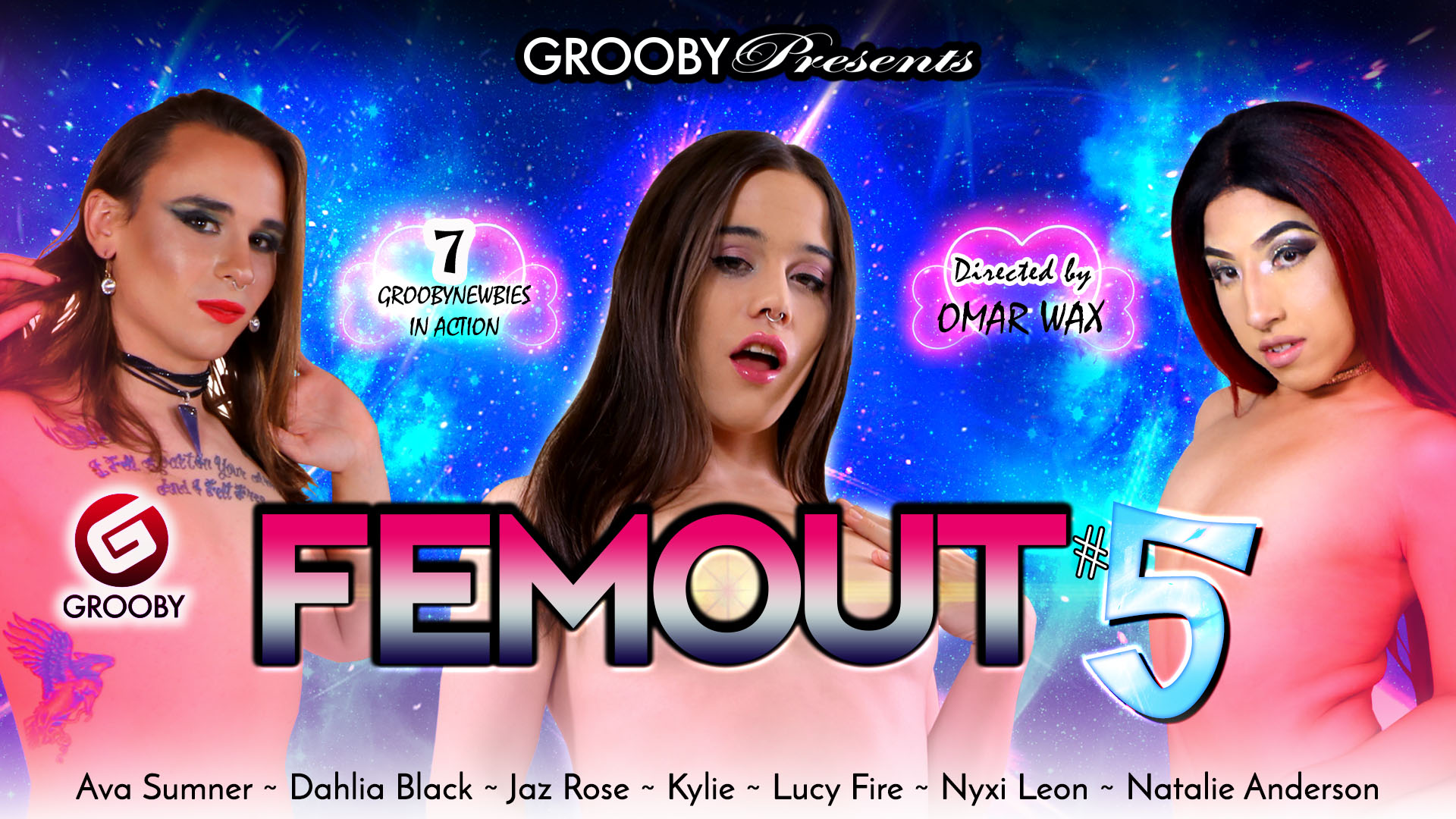 Femout #5 DVD -Trailer