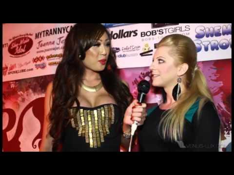 2014 Tranny Awards Tyra Scott