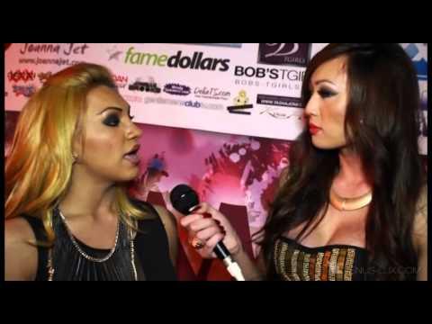 2014 Tranny Awards Jessy Dubay